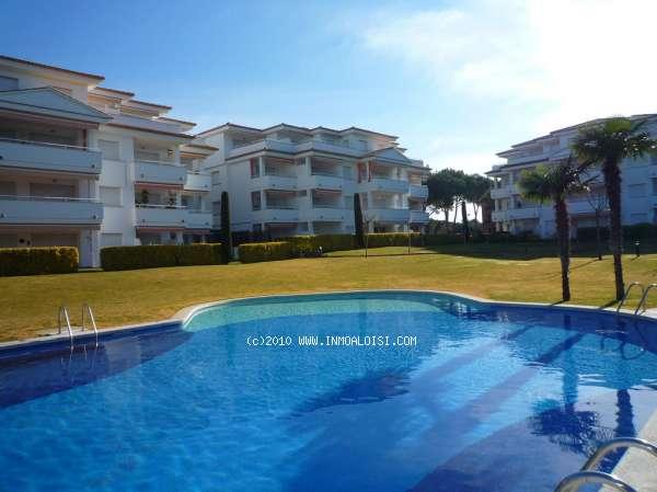01227  -  Apartamento en el Green Mar ll, Playa de Pals