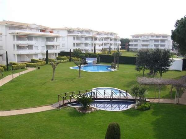 01149- Apartamento en Green Mar I, Playa de Pals