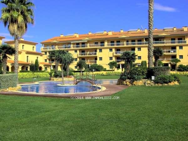 01215 - Apartamento en Port Pals, Playa de Pals